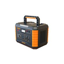 Almacenamiento de energía portátil con batería LiFePO4