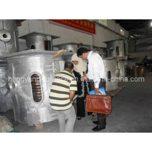 Induction Furnace for Zinc