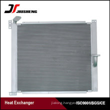 Bar And Plate Excavator Oil Cooler For PC400-5/6