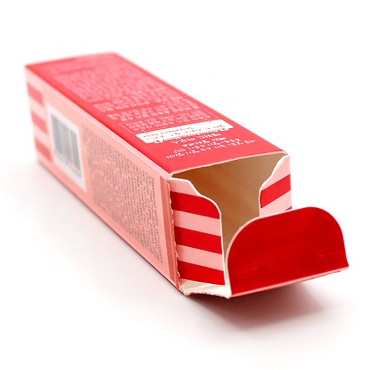 Small Custom Paper Packaging Box For Lipstick