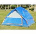 Outdoor Camping 3-4 Personen Freizeit automatische Familie wasserdichtes Zelt