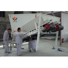 Мини-мобильные мобильные бетонные заводы для продажи с различными типами MC1200