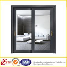 Porte-vitre en verre standard australien en aluminium
