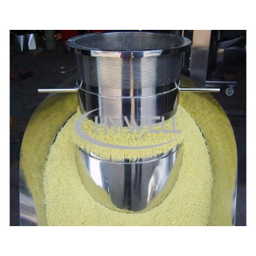 ZL Series Wet Revolving Granulator