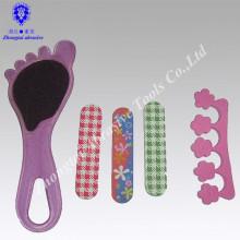 Productos chinos esmeril abrasivo eletric común lima de uñas