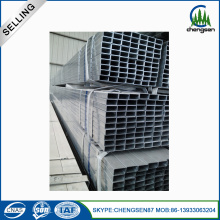 Kaya Stock Galvanized Rectangular Plastic Tube