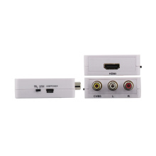 Factory Price HDMI to AV RCA Converter Box for TV