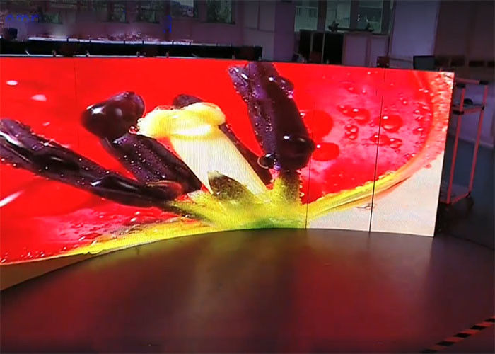 indoor rental led screen