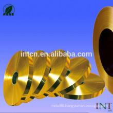 China copper Minerals Metallurgy factory supplies brass strips C26000