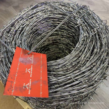 China Supplier Low Price Double Strand Barbed Wire Coil Concertina Wire for Roll