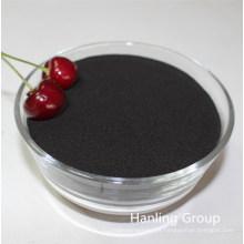 Ácido fúlvico 45-50% (mineral) Fertilizante orgánico para la agricultura