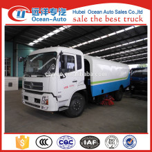 Dongfeng 4X2 10cbm road sweeper truck
