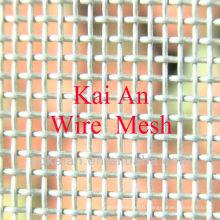 Tissu en fil de platine 7mesh