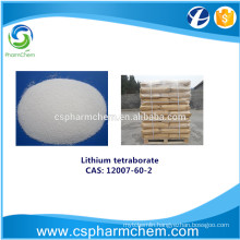 Lithium tetraborate, CAS 12007-60-2, Li2B4O7