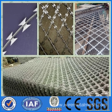 2.5 mm wire razor barbed fence