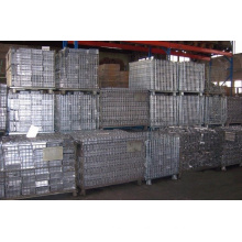 Foldable Steel Wire Mesh Containers for Warehouse