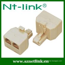 NT-Link Cat5e UTP Двухсторонний дуплексный разъем