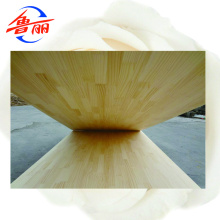 Solid wood finger joint board for door frame