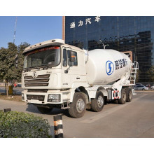 Shacman F3000 Cummins Engine 8X4 Bulk Cement Truck