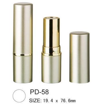 Mejor calidad del lápiz labial mate vacío tubo