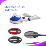 Portable Iron Pleating Steam Brush Steamer Fabric Clothes & Draperies wrinkles