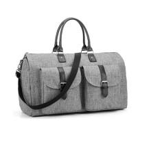 Bolso de viaje extensible de la bolsa de la ropa de encargo de la impresión