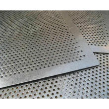 Heavy Perforated Metal Mesh with Round Hole Made in China