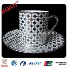 Árabe multa porcelana café y té conjuntos / utensilios caseros Comprar desde China