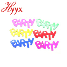 HYYX Large Wholesale Party Dekoration Konfetti