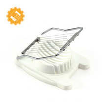 Good quality stainless steel boiled egg slicer