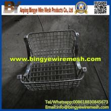 Efficient Steel Wire Mesh Basket Deep Processing