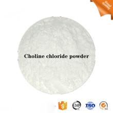 Poudre d'ingrédients de chlorure de choline prix usine à vendre