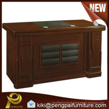 1.4m Modern MDF/ panel/ wooden/ paper office staff computer table/desk