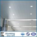 Bobina de aluminio recubierto de color de resina para techo