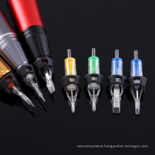 NEW Tattoo Cartridge EO gas Sterilized SafeTattoo Cartridge