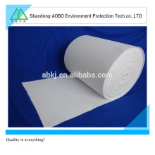 Nonwoven polypropylene fiber felt
