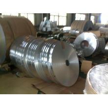 Coil coated aluminium stock
