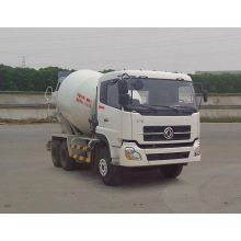 Dongfeng 10cbm mobile concrete mixer lorry machine