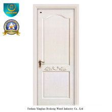 White Color Composite Solid Wood Door (ds-039)