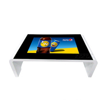 Refee digital interactive multi touch table 42 inch computer advertisement samples