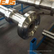 130 мм биметаллические дырку биметаллические покрытие винта ствол для экструдера