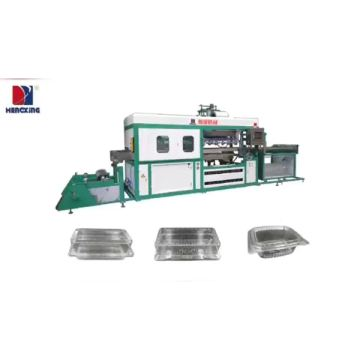 Automatic Plastic Blister Vacuum Forming Molding Machine