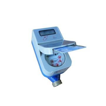 Contador de agua inteligente con tarjeta DN 25 ic prepago