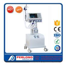 La simulación y análisis de la máquina de ventilación PA-700bii