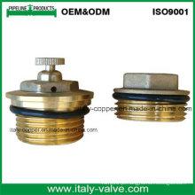 Válvula de ventilação personalizada de latão de qualidade (AV3068)