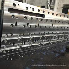 Piezas de mecanizado de tanques de agua de acero inoxidable
