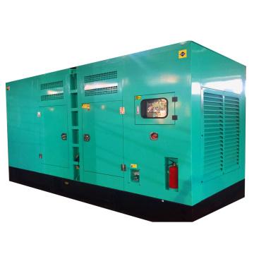 Generador diesel silencioso de Genset del generador 200kw CUMMINS del recinto silencioso