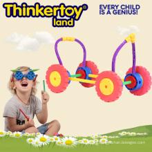 Креативные игрушки Блок для детей в форме автомобиля