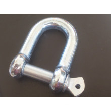European Type Large D Shackle