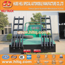 DONGFENG 4X2 pedrail machine transport truck 120hp 6-7tons load hot sale cheap price made in China.